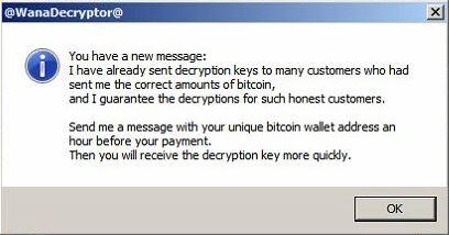 WannaCry1 WannaCry ransomware deadline passes, but few pay up
